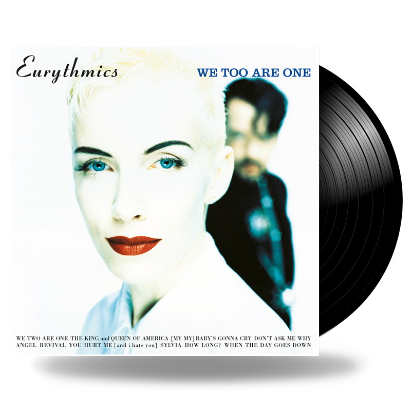 Фото - Eurythmics Eurythmics. We Too Are One (LP) eurythmics eurythmics greatest hits 2 lp