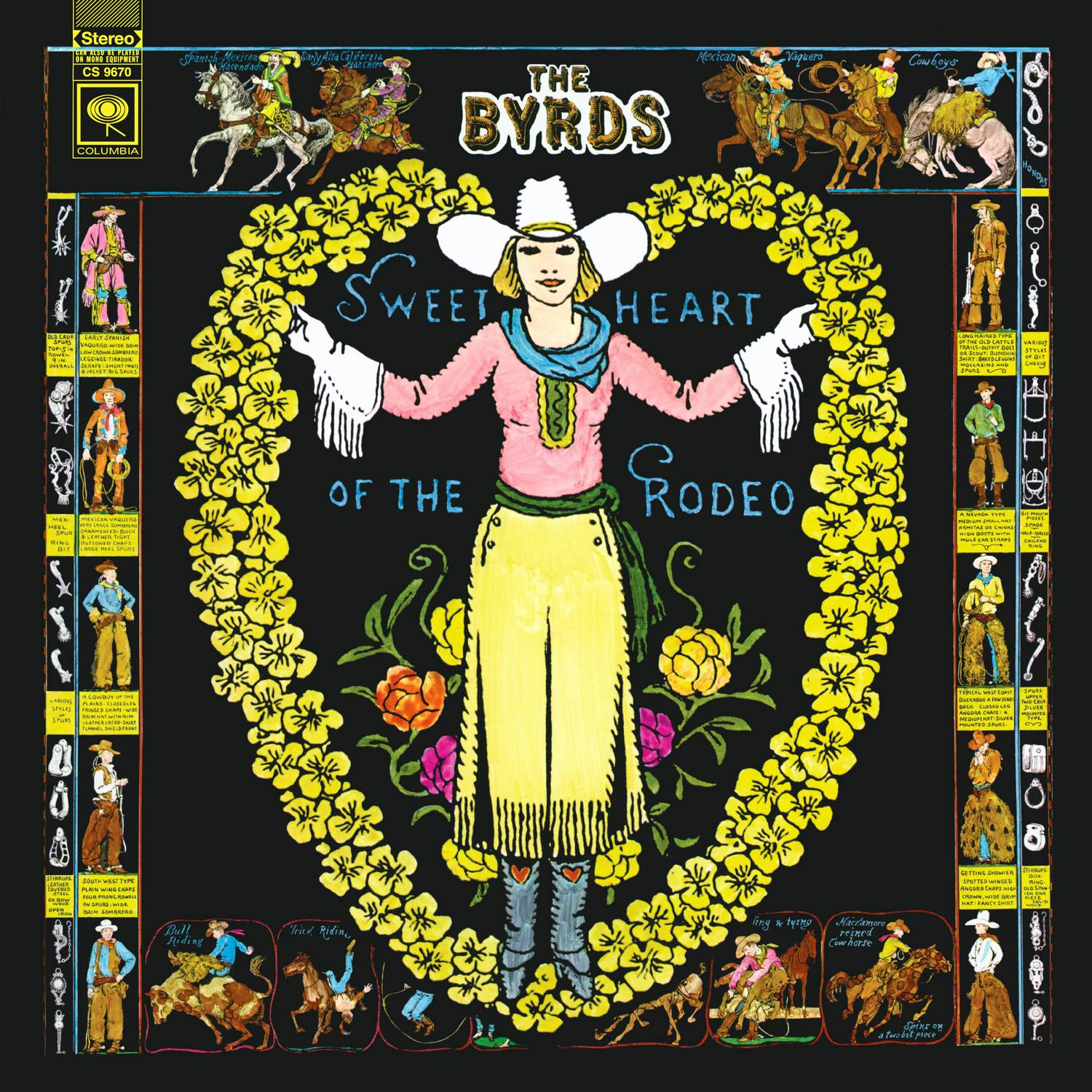 Фото - The Byrds The Byrds. Sweetheart Of The Rodeo. Legacy Edition (4 LP) виниловая пластинка the byrds sweetheart of the rodeo legacy edition