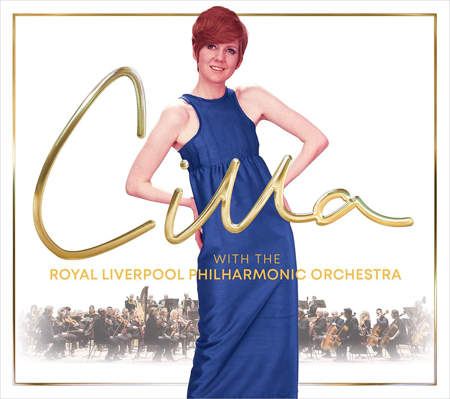 Силла Блэк,Royal Liverpool Philharmonic Orchestra Cilla Black & Royal Liverpool Philharmonic Orchestra. Cilla Black With The Royal Liverpool Philharmonic Orchestra футболка print bar liverpool