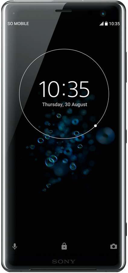 Смартфон Sony Xperia XZ3 4/64GB, черный