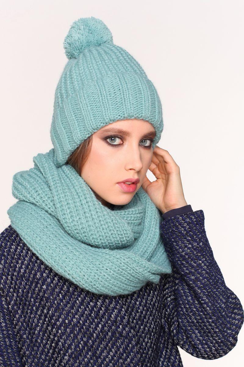 Снуд-хомут Sophie Ramage снуд хомут женский level pro шеврон цвет сиреневый меланж 998891 размер 56 58