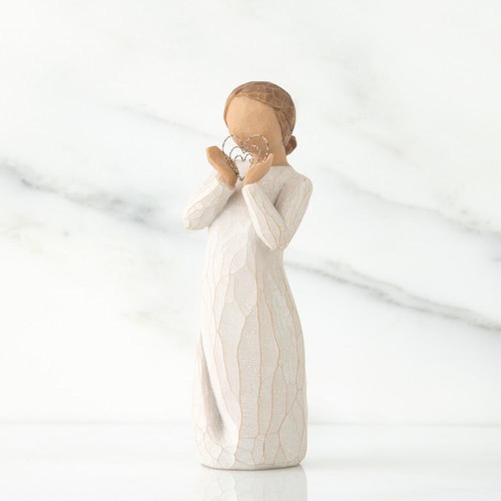 Фигурка декоративная Willow Tree статуэтка миниатюрная, интерьерная, 27440