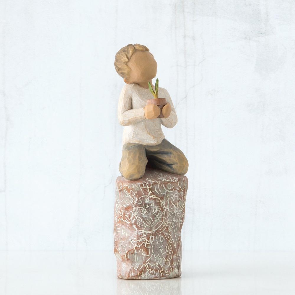 Фигурка декоративная Willow Tree статуэтка миниатюрная, интерьерная, 27269