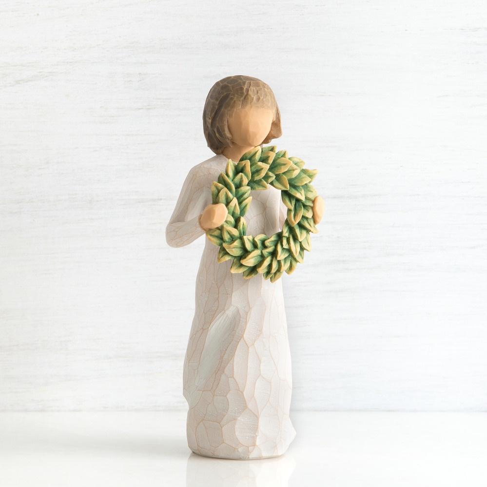 Фигурка декоративная Willow Tree статуэтка миниатюрная, интерьерная, 27603
