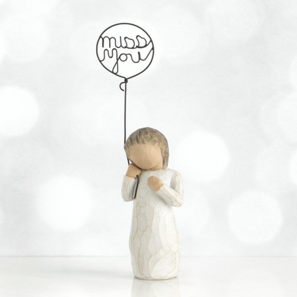 Фигурка декоративная Willow Tree статуэтка миниатюрная, интерьерная, 26183