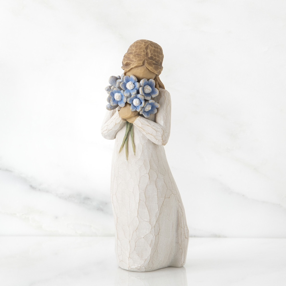 Фигурка декоративная Willow Tree статуэтка миниатюрная, интерьерная, 26454 декоративная фигурка статуэтка статуэтка karavan 4104