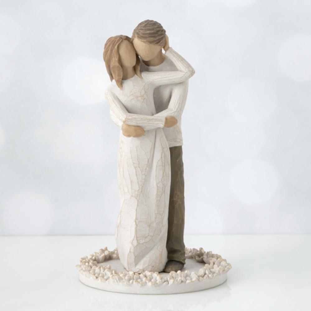 Фигурка декоративная Willow Tree статуэтка миниатюрная, интерьерная, 27162