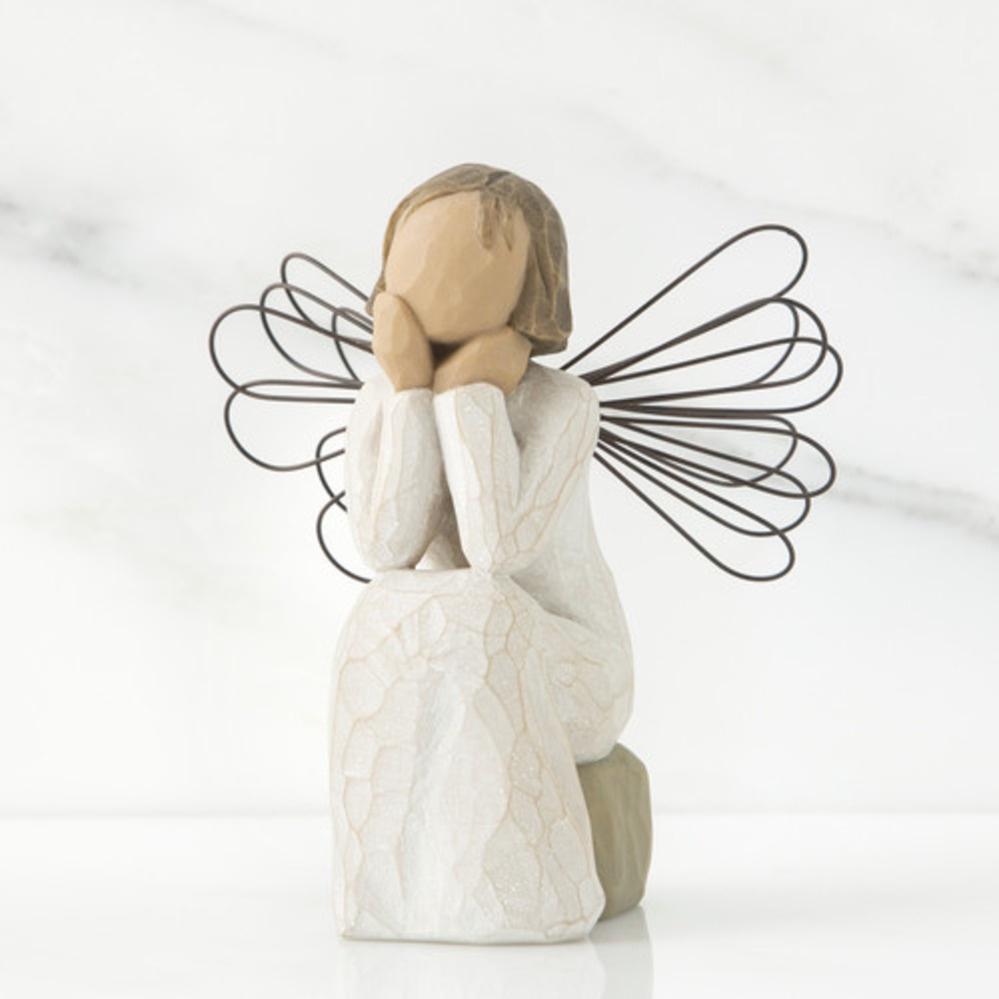 Фигурка декоративная Willow Tree статуэтка миниатюрная, интерьерная, 26079 декоративная фигурка статуэтка статуэтка karavan 4104