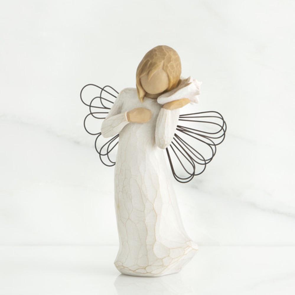 Фигурка декоративная Willow Tree статуэтка миниатюрная, интерьерная, 26131, Искусственный камень, Искусственная смола