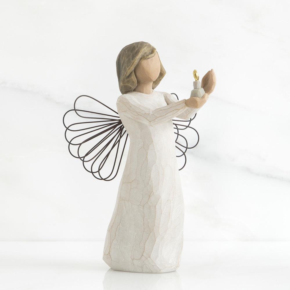 Фигурка декоративная Willow Tree статуэтка миниатюрная, интерьерная, 26235, Искусственная смола tree