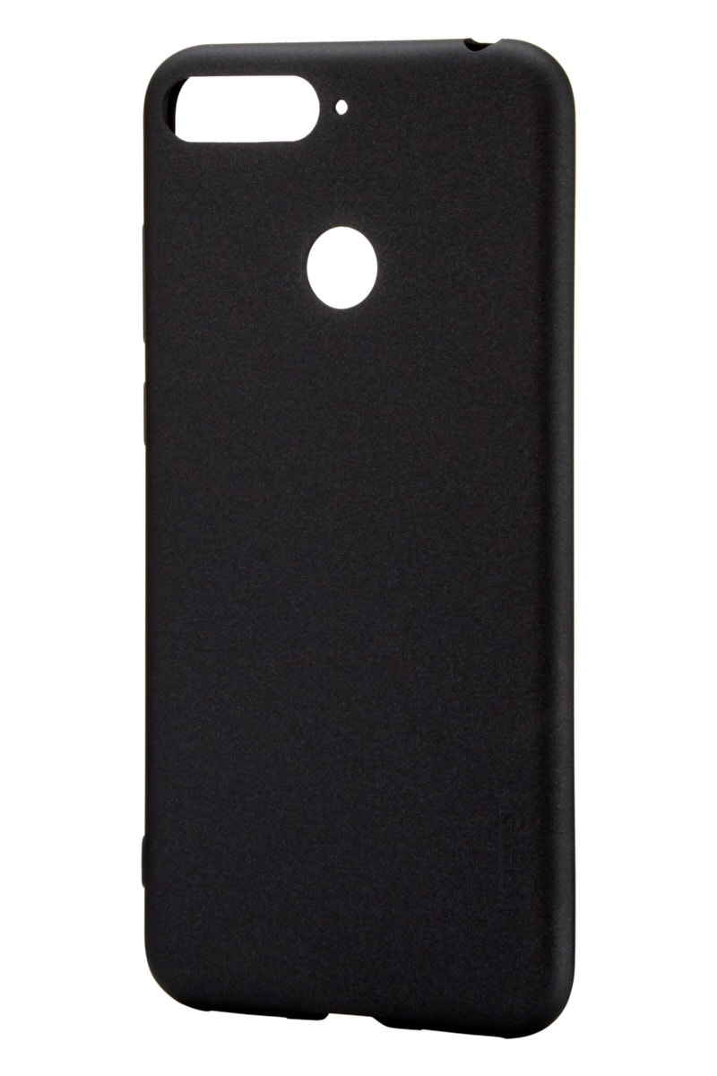 Чехол для сотового телефона X-level Huawei Honor 7A Pro/7C/Y6 2018, черный