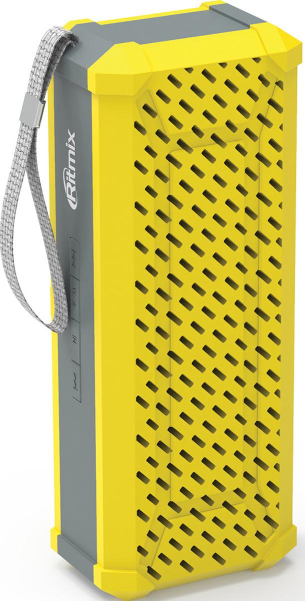 Портативная акустическая система Ritmix SP-260B, 15119831, yellow