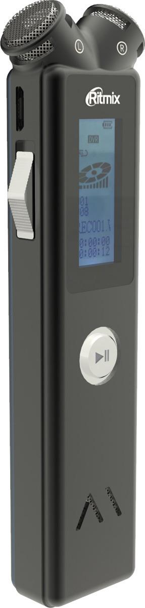 Диктофон Ritmix RR-145 4GB, black