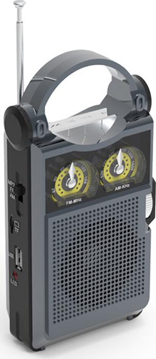 Радио будильник Ritmix RPR-333, carbon Ritmix