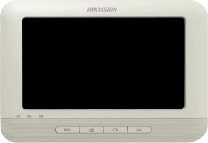Монитор IP видеодомофона Hikvision DS-KH6210-L, белый