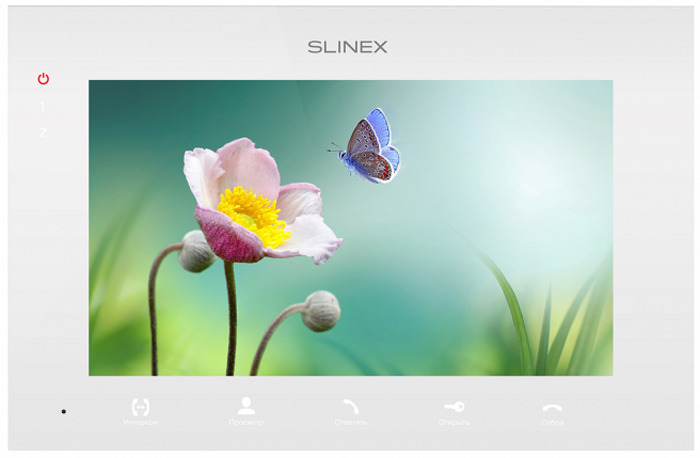 Монитор видеодомофона Slinex SQ-07MT, White Slinex