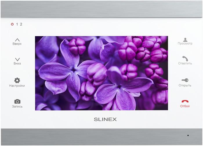 Видеодомофон Slinex SL-07IP, Silver White