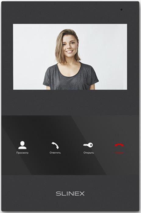 Монитор видеодомофона Slinex SQ-04M, Black