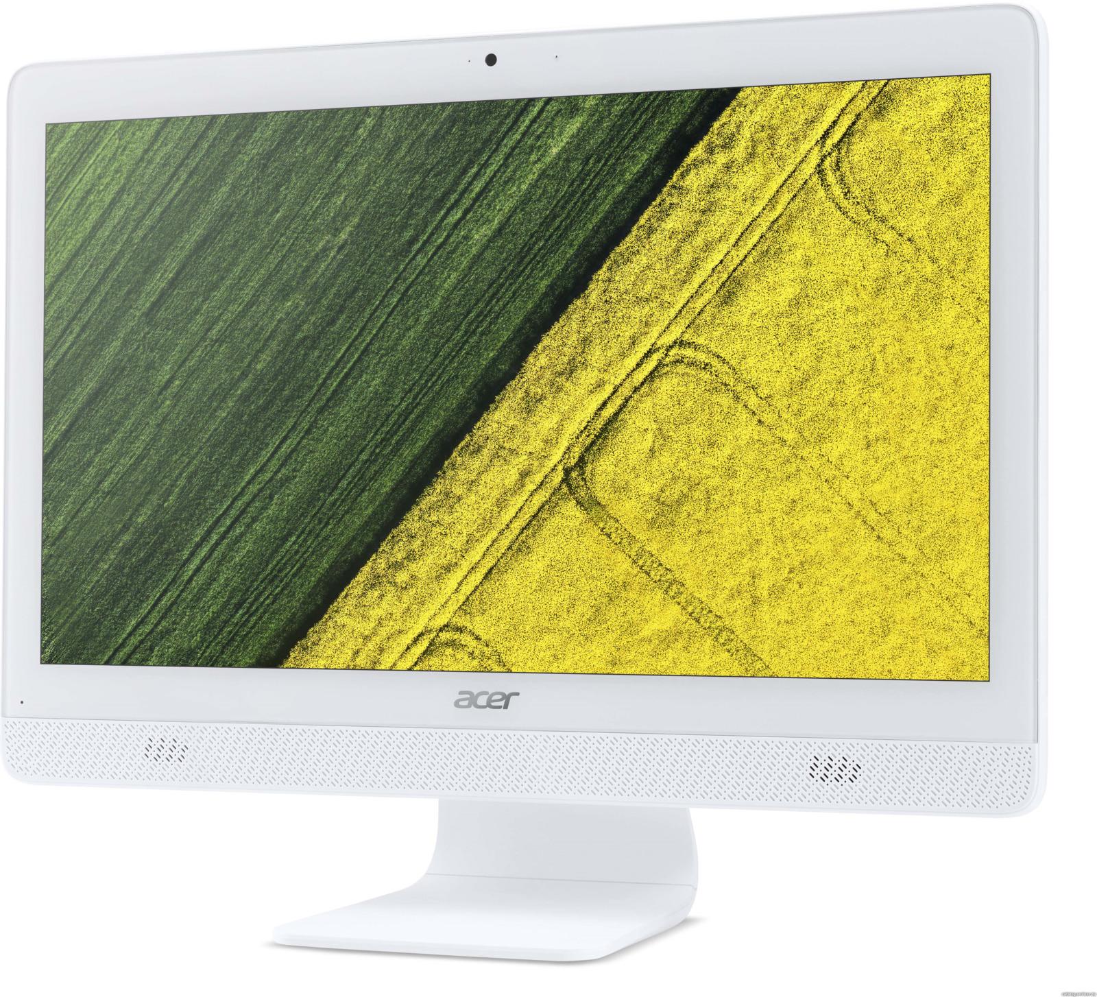 Моноблок Acer Aspire C20-820, DQ.BC6ER.006, 19.5