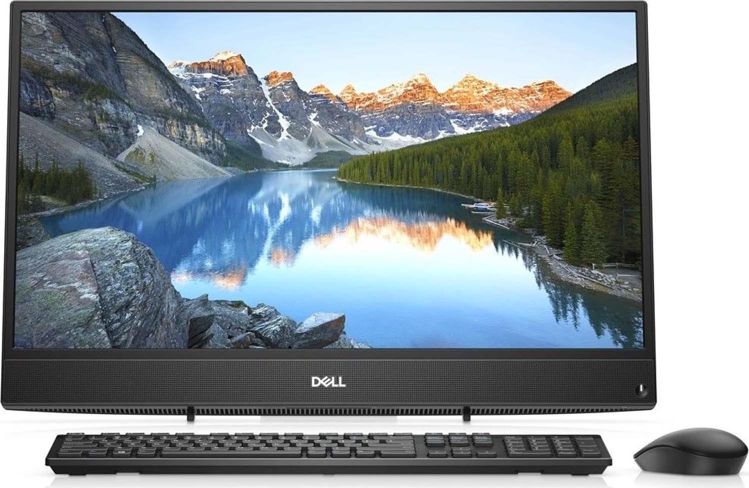 23.8 Моноблок Dell Inspiron 3477 (3477-7301), черный смотреть девочки перед веб камерой