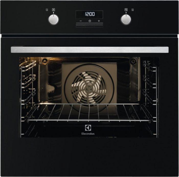 Встраиваемый духовой шкаф Electrolux OPEB4330B, черный