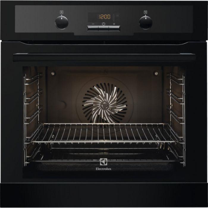 Встраиваемый духовой шкаф Electrolux EOA55551AK, черный
