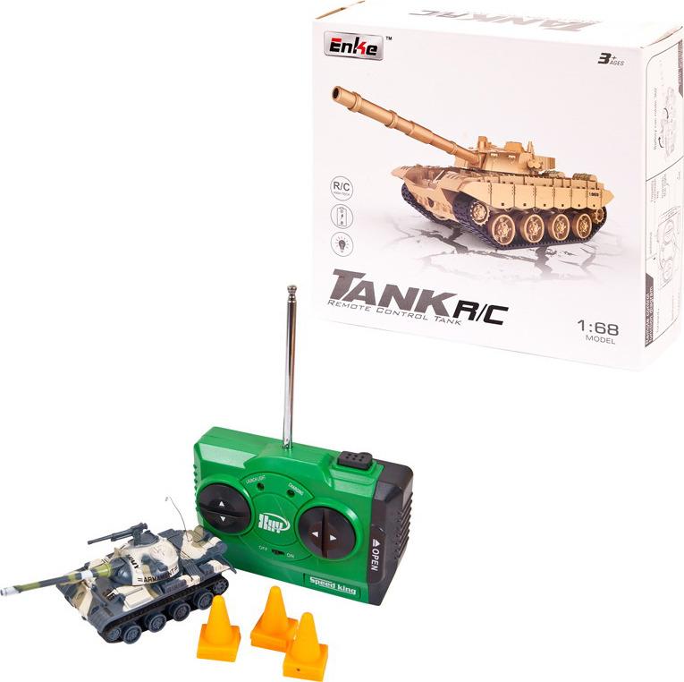 Танк на радиоуправлении Junfa Toys