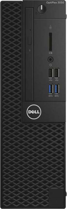 Системный блок Dell Optiplex 3050 SFF, 3050-0399, черный системный блок dell optiplex 5060 sff 5060 7656 черный