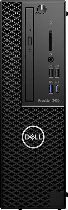 Системный блок Dell Precision 3430 SFF, 3430-2370, черный Dell