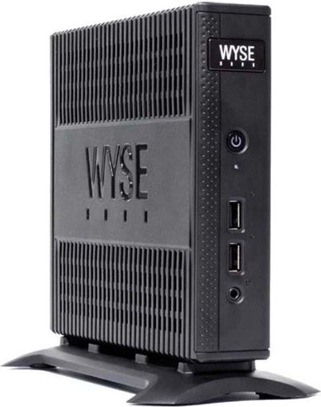 Тонкий клиент Dell Wyse ZERO Client 5010 Xenith PRO 2, 909839-72, черный кабель dell wyse pc 184 2 1 8m для блока питания p45 2 pin vxnxf