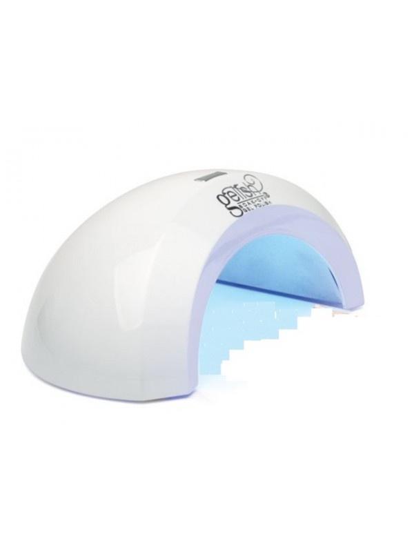 Лампа для ногтей GELISH MINI6W - LED4102Аппарат удобен в эксплуатации: оснащен таймером только на 45 секунд - Вы не ошибетесь в настройке времени для каждого этапа покрытия. Нажмите на кнопку таймера один раз для полимеризации покрытий Fundation и Top It Off. Для достижения наилучшего результата и стойкости покрытия рекомендуем полимеризовать все цвета гель-лаков Gelish два раза по 45 секунд. Небольшие размеры и легкий вес аппарата особенно порадуют тех мастеров маникюра, которые работают на выезде. А для всех дам, кто предпочитает делать покрытие или коррекцию ногтей самостоятельно, MINI Pro 45 станет незаменимым помощником как в деловой поездке, так и в отпуске. Технические характеристики: Таймер на 45 секунд 3 светодиодные лампы по 2 Вт каждая Ресурс работы аппарата 50 000 часов (6 лет), поэтому вам не придется менять лампы Подходит для полимеризации гель-лаков и гелей других марок. Идеален как для работы в салоне, так и для домашнего использования. Комплектация: светодиодный LED-мини аппарат блок питания от сети 220Вольт Время полимеризации: Foundation - 45 сек. Gelish (светлые оттенки) - 45 сек. Gelish (темные оттенки) - 90 сек. Top it Off - 45 сек.
