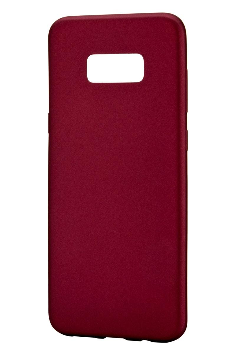 Чехол для сотового телефона X-level Samsung S8 Plus, бордовый