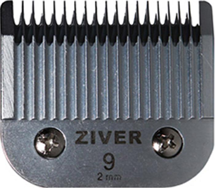 Насадка для стрижки животных Ziver, 20.ZV.027, универсальный, 2 мм нож сменный для машинки ziver 303 шир 2мм 9