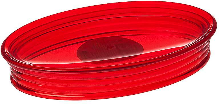 Мыльница Fresh Code Волна, 71167, красный max factor lasting performance основа под макияж 105