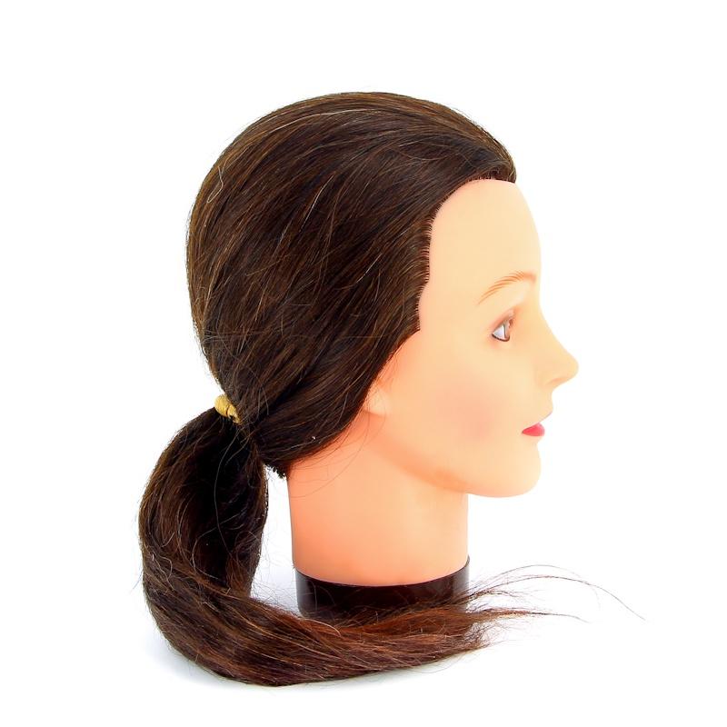 Голова для причесок Dewal M-4151L-6 голова-манекен учебная для стрижки