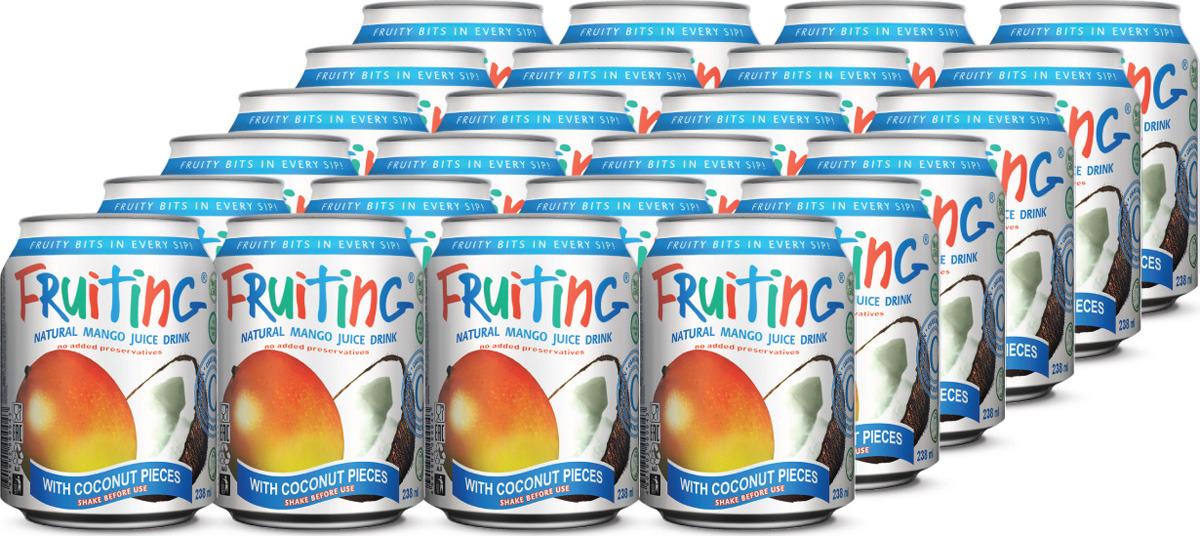 Напиток сокосодержащий Fruiting