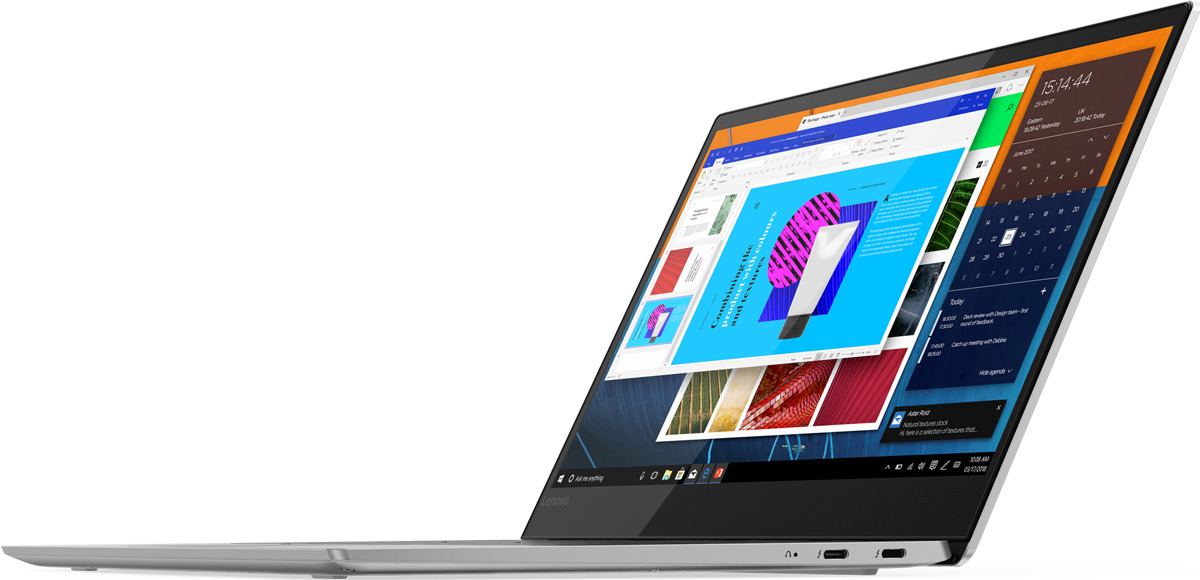 Ноутбук Lenovo Yoga S730-13IWL, 81J0000BRU, 13.3, серый 99% new for lenovo yoga 4 pro yoga 900 lcd back cover am0yv000100 am0yv000110 am0yv000120