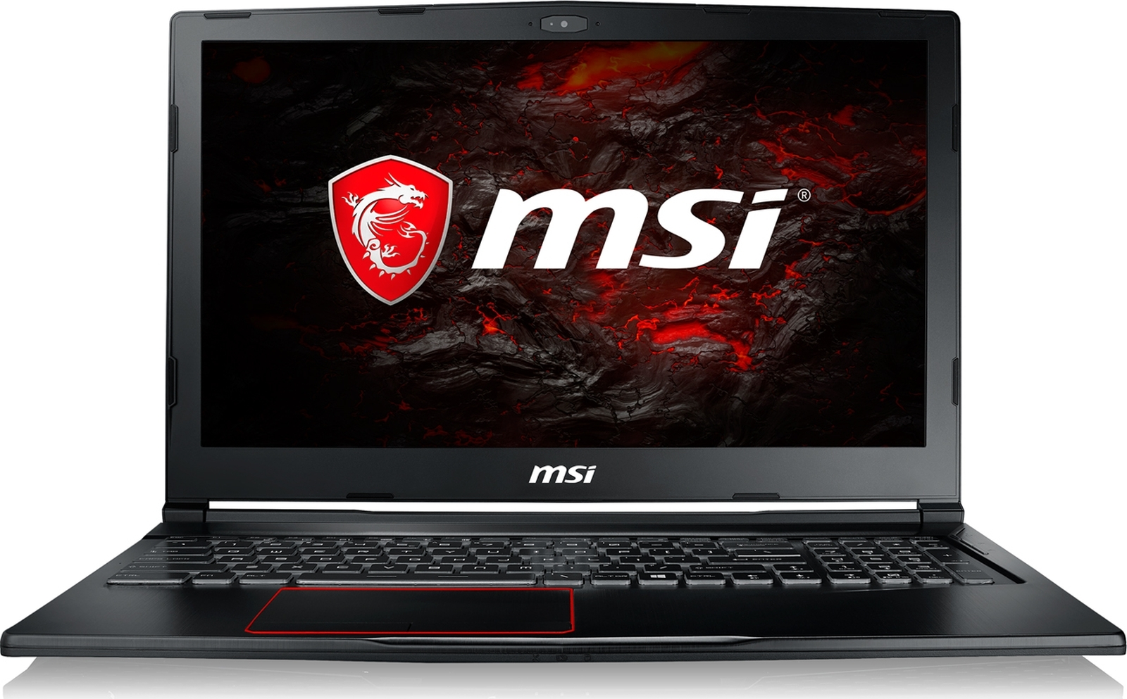 Игровой ноутбук MSI GE63 Raider RGB 8RE, 9S7-16P512-210, 15.6, черный msi ge63 8re 211xru raider rgb edition black