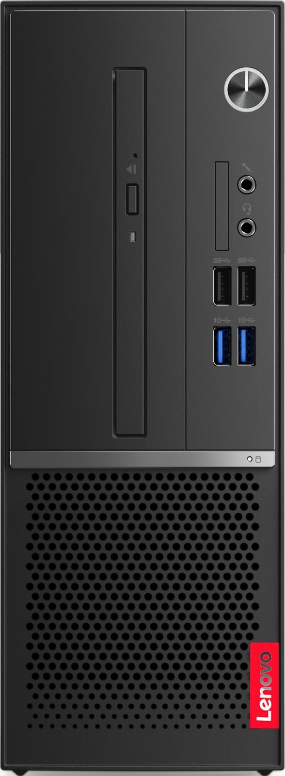 Системный блок Lenovo V530s-07ICB SFF, 10TX0039RU, черный пк lenovo v530s 07icb sff i5 8400 3 6 8gb ssd256gb hdg dvdrw noos 180w клавиатура мышь черный