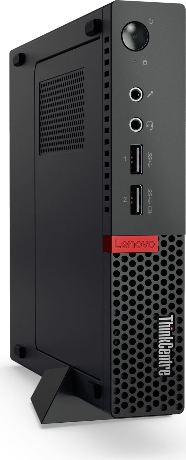 ПК Lenovo ThinkCentre M710q Tiny slim i5 7400T/4Gb/1Tb/HDG630/W10Pro64/kb/m/черный пк lenovo thinkcentre m710q tiny slim i3 7100t 4gb 500gb 7 2k hdg630 w10pro64 kb m черный