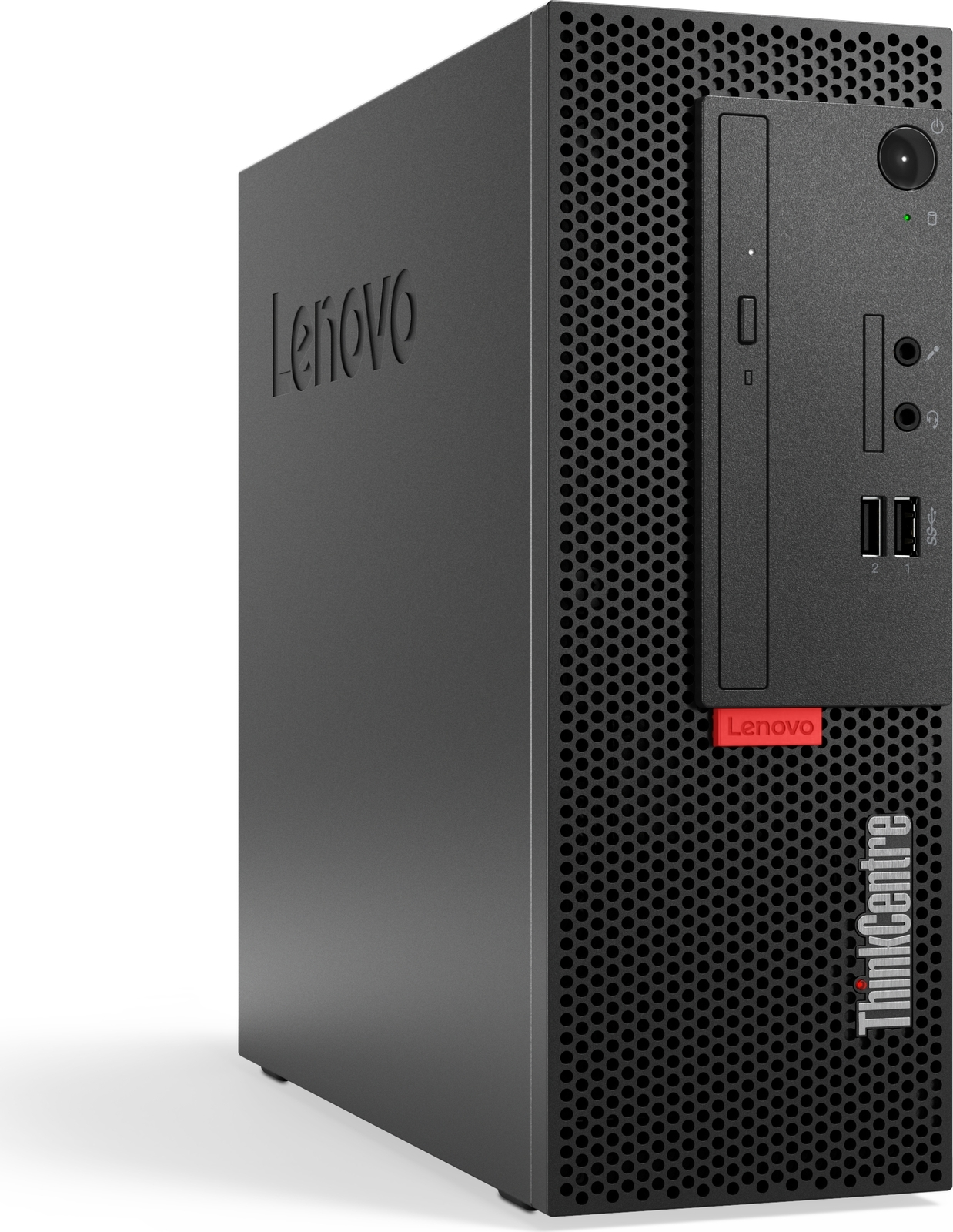 Системный блок Lenovo ThinkCentre M710e SFF, 10UR003RRU, черный системный блок lenovo lenovo thinkcentre m710 tiny i3 7100t 10mr005kru
