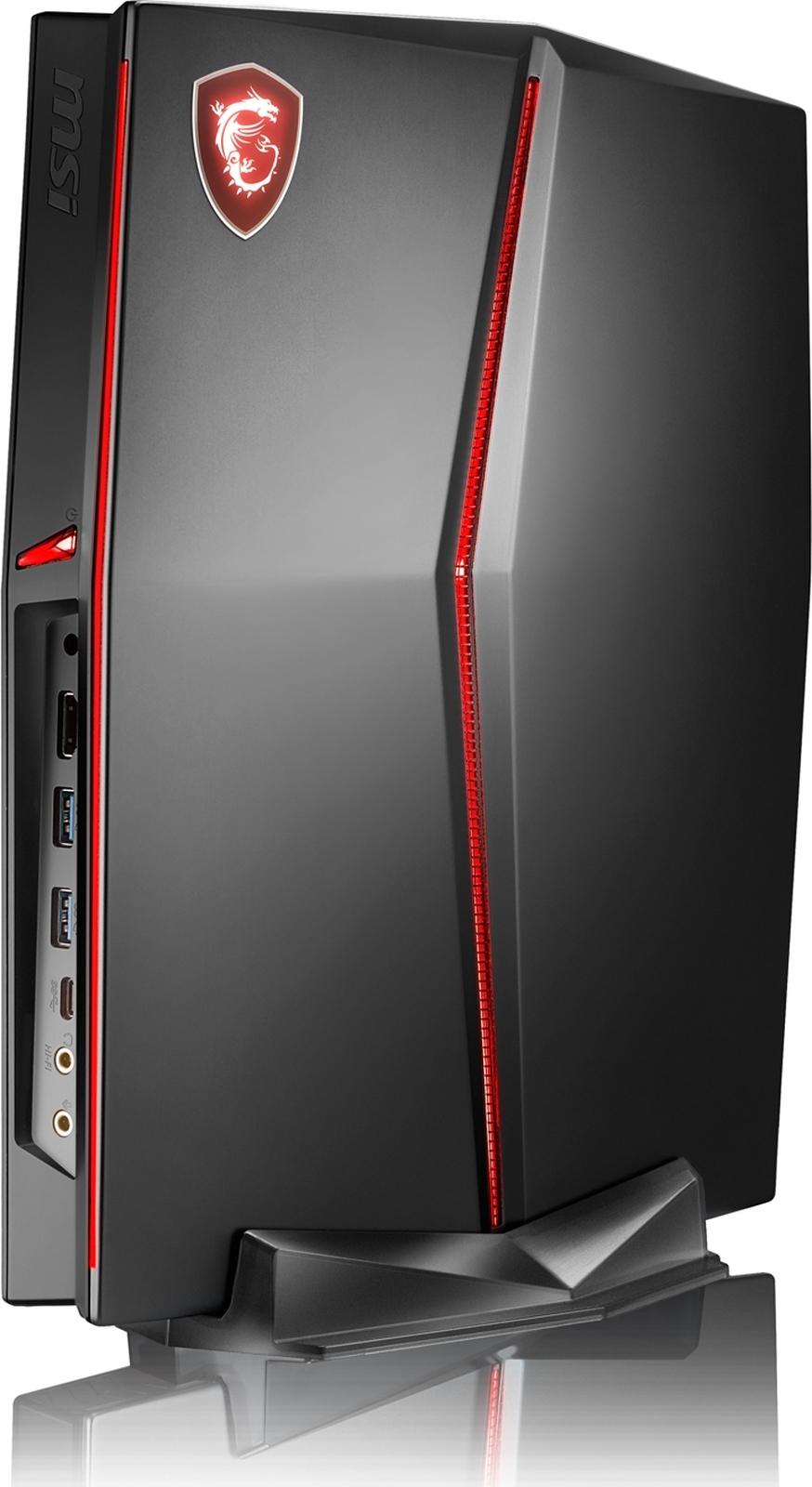 Системный блок MSI Vortex G25 8RD, 9S7-1T3111-035, черный
