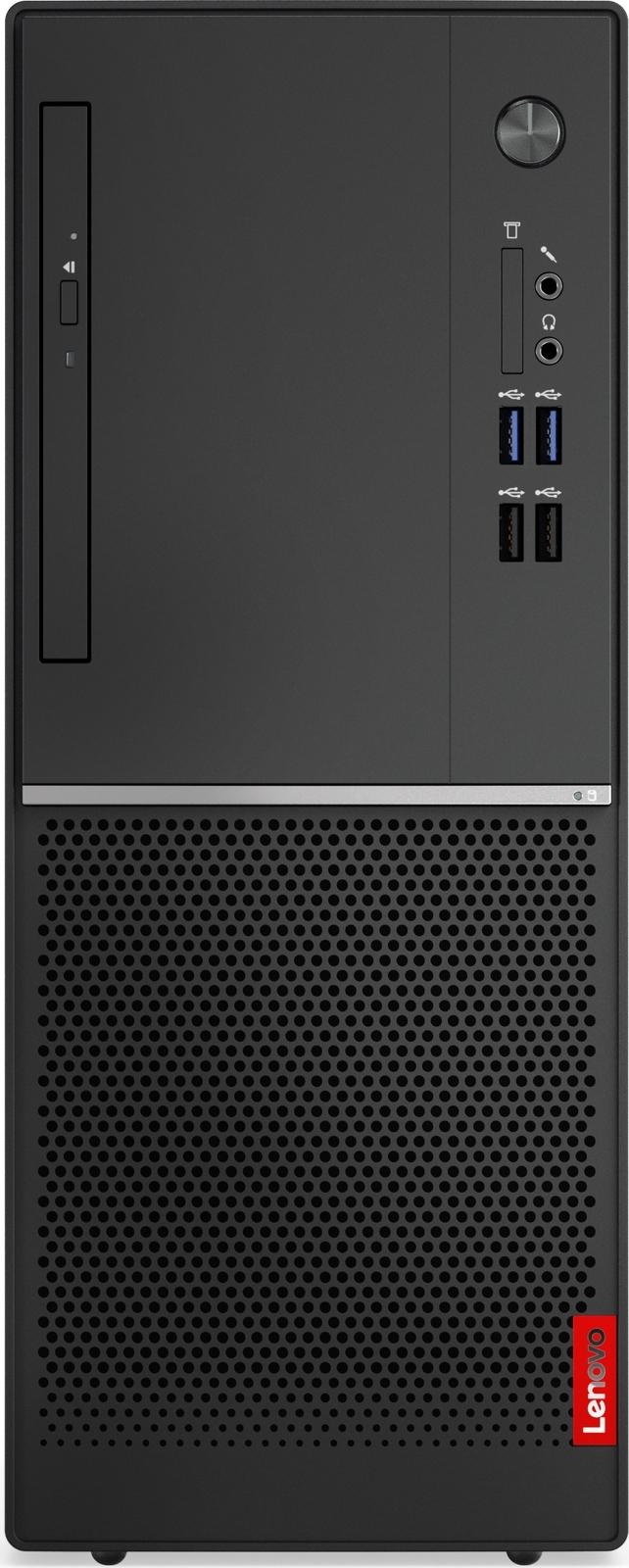 Системный блок Lenovo V520-15IKL MT, 10NKS05100, черный системный блок dell optiplex 3050 sff i3 6100 3 7ghz 4gb 500gb hd620 dvd rw linux клавиатура мышь черный 3050 0405