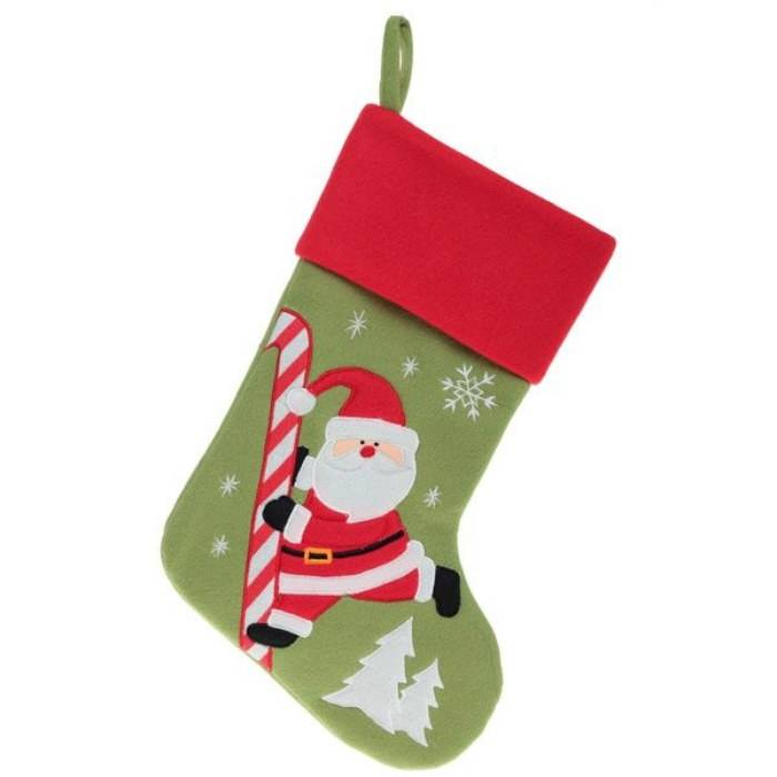 Сапог-сувенир для подарков Дед Мороз сувенир 48