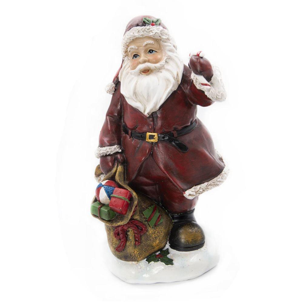 Копилка Triumph Xmas Дед Мороз с подарками цена и фото