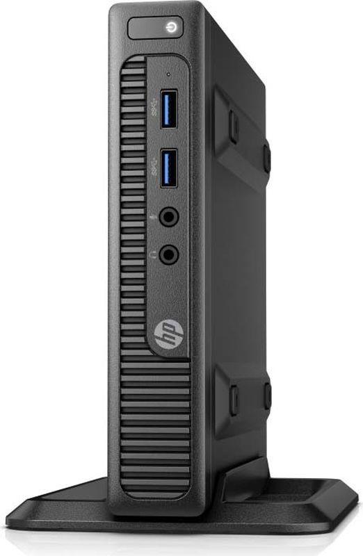 Системный блок HP 260 G2 Mini, черный тонкий клиент hp 260 g2 5 2kl48ea 2kl48ea