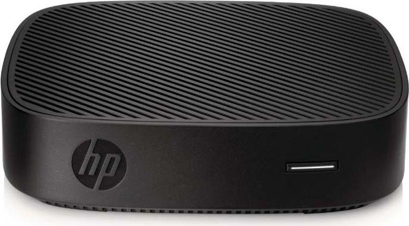 Системный блок HP t430, 3VL60AA, черный тонкий клиент hp 260 g2 5 2kl48ea 2kl48ea