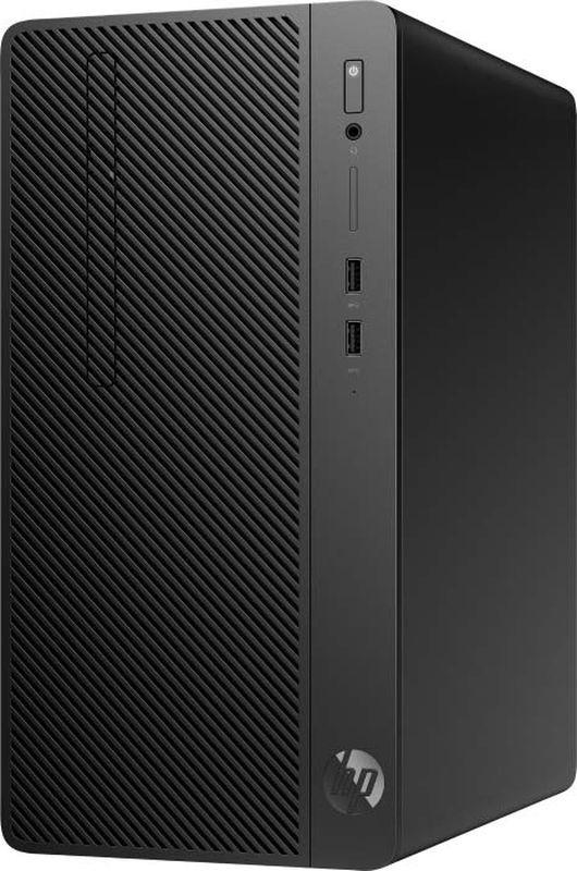Системный блок HP 290 G2 MT, черный