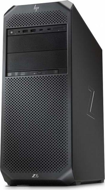 Системный блок HP Z6 G4, черный tour z6