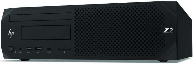 Системный блок HP Z2 G4 SFF, черный системный блок dell optiplex 3050 sff i3 6100 3 7ghz 4gb 500gb hd620 dvd rw linux клавиатура мышь черный 3050 0405